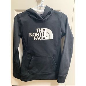 The North Face hoodie - size xs - like new